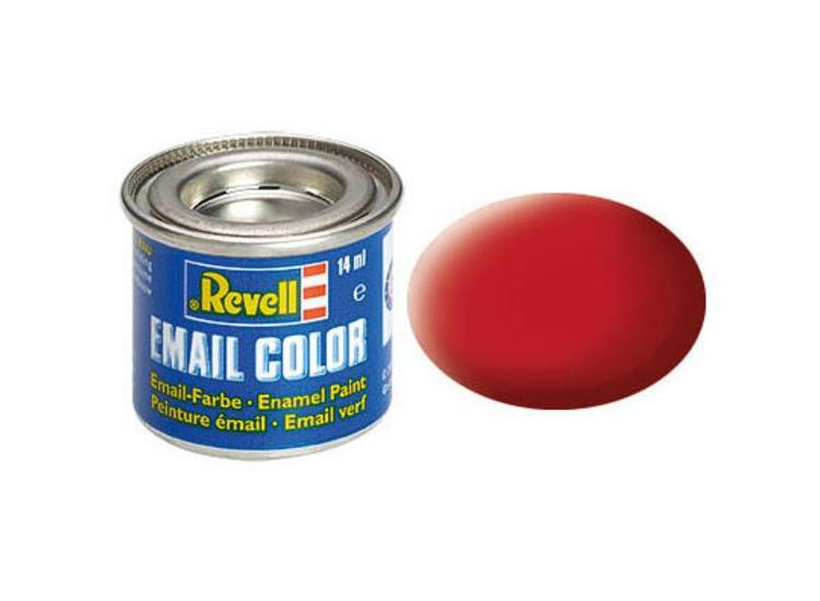 Revell 14ml 32136 36 Carmine Red Matt Enamel Paint