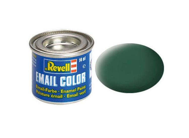 Revell 14ml 32139 39 Dark Green Matt Enamel Paint