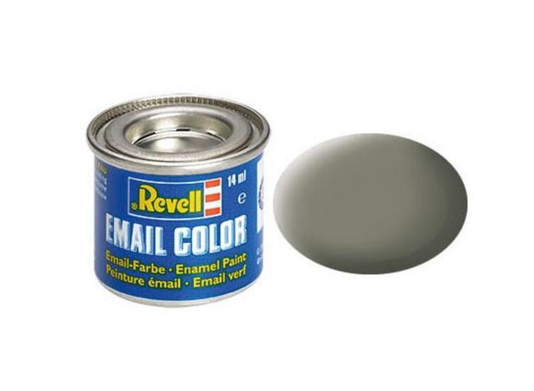 Revell 14ml 32145 45 Light Olive Matt Enamel Paint