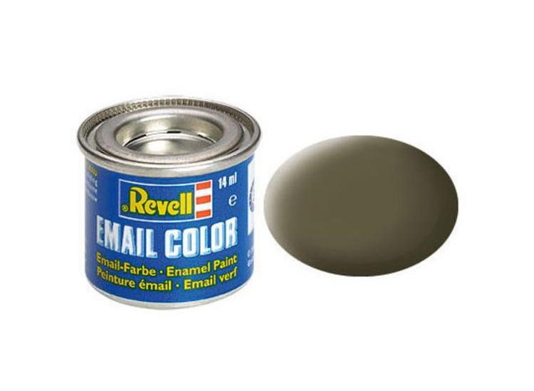 Revell 14ml 32146 46 Nato Olive  Matt Enamel Paint