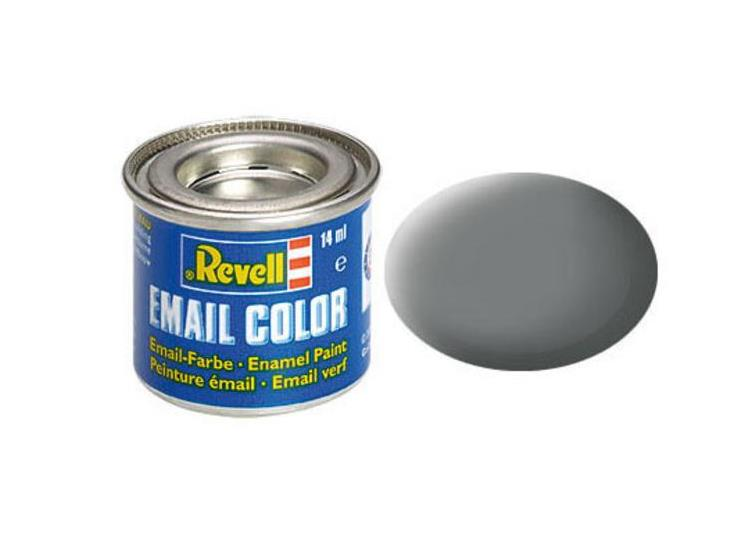 Revell 14ml 32147 47 Mouse Grey  Matt Enamel Paint