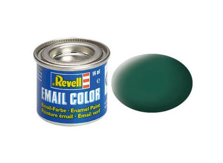 Revell 14ml 32148 48 Sea Green Matt Enamel Paint