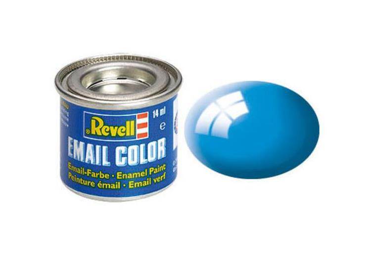 Revell 14ml 32150 50 Light Blue Gloss Enamel Paint
