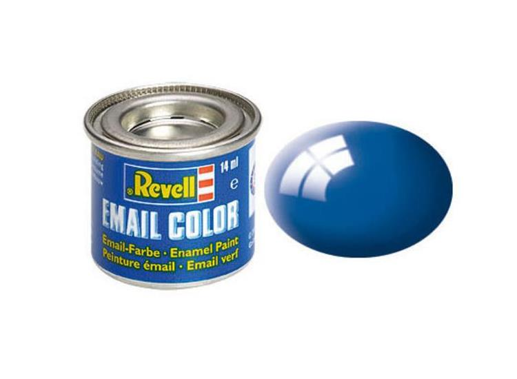 Revell 14ml 32152 52 Blue Gloss Enamel Paint