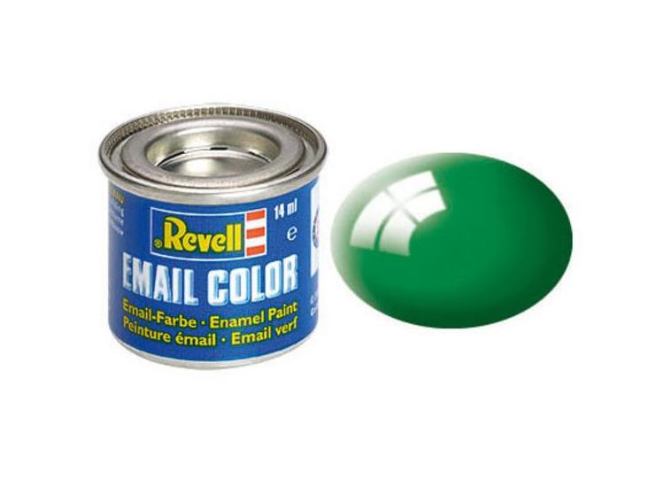 Revell 14ml 32161 61 Emerald Green  Gloss Enamel Paint