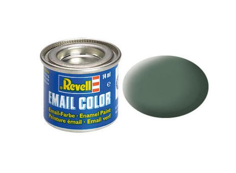 67 Greenish Grey  Matt Enamel Paint