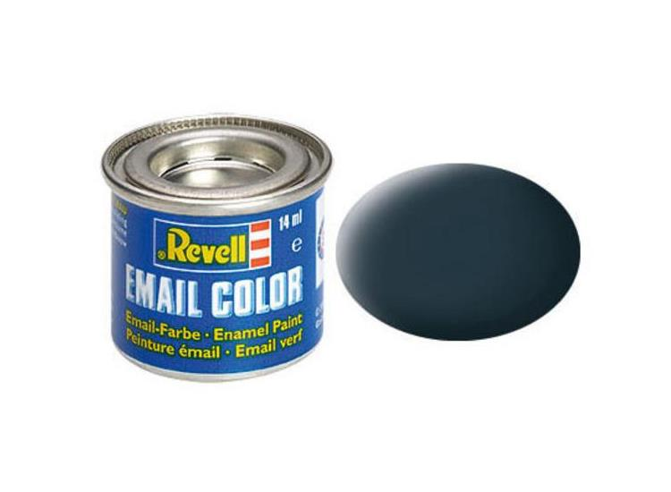 Revell 14ml 32169 69 Granite Grey Matt Enamel Paint
