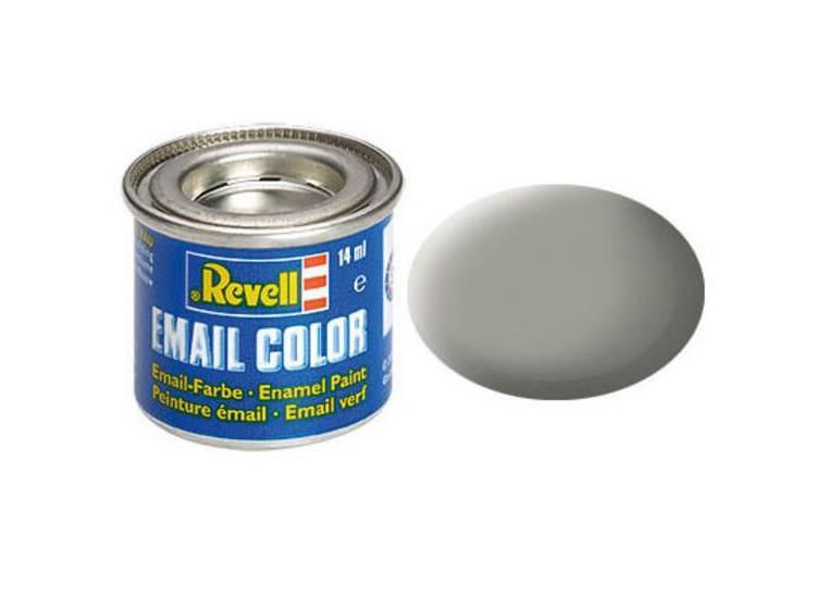 Revell 14ml 32175 75 Stone Grey Matt Enamel Paint