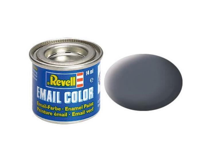 Revell 14ml 32177 77 Dust Grey Matt Enamel Paint