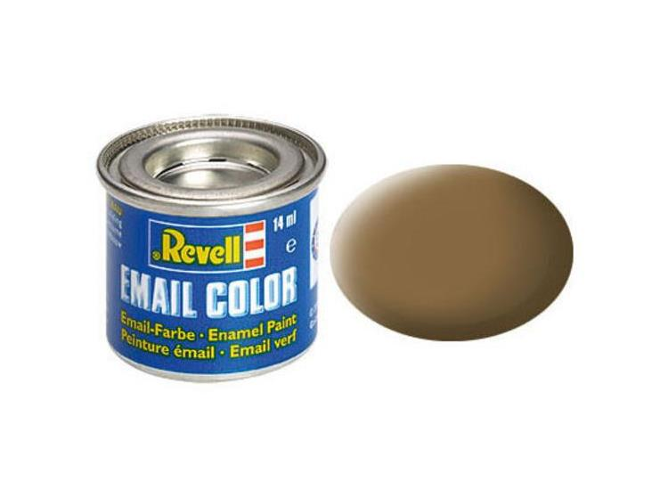 Revell 14ml 32182 82 Dark-Earth Matt RAF Enamel Paint