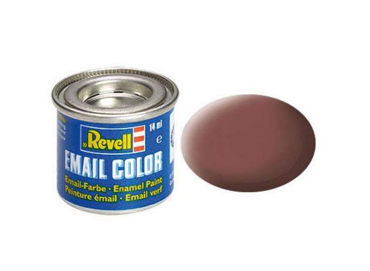 Revell 14ml 32183 83 Rust Matt Enamel Paint