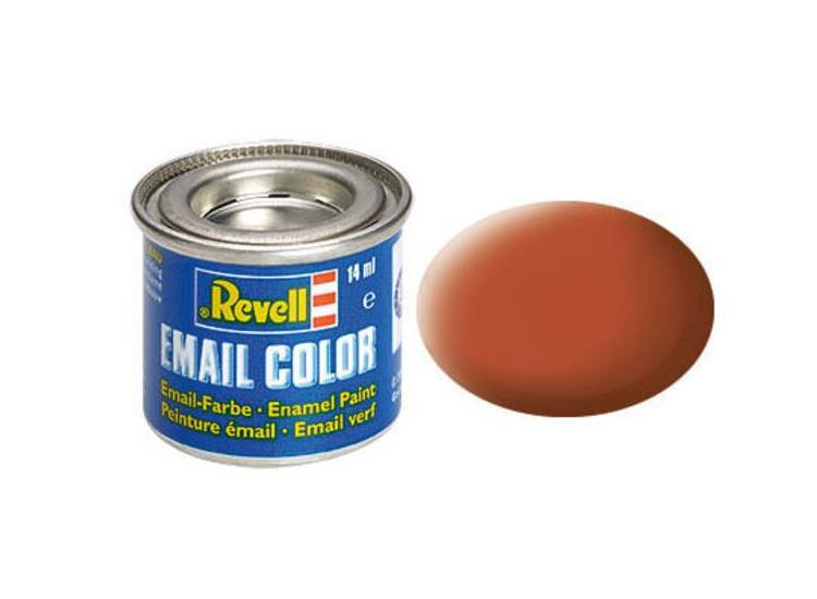Revell 14ml 32185 85 Brown  Matt Enamel Paint
