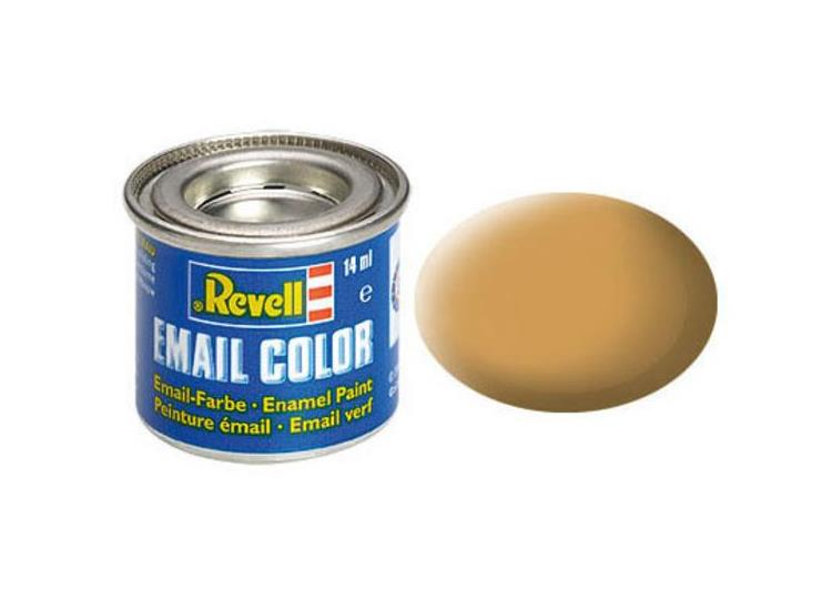 Revell 14ml 32188 88 Ochre Brown  Matt Enamel Paint