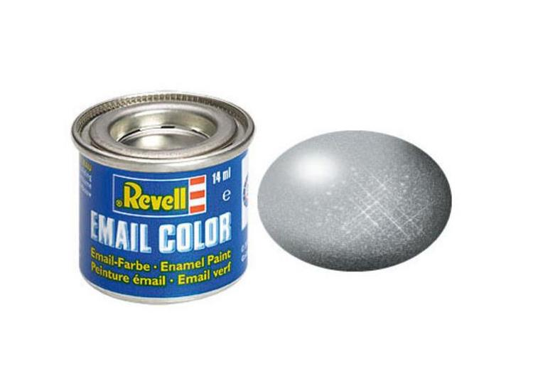Revell 14ml 32190 90 Silver Metallic Enamel Paint