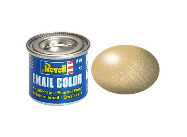Revell 14ml 32194 94 Gold  Metallic Enamel Paint