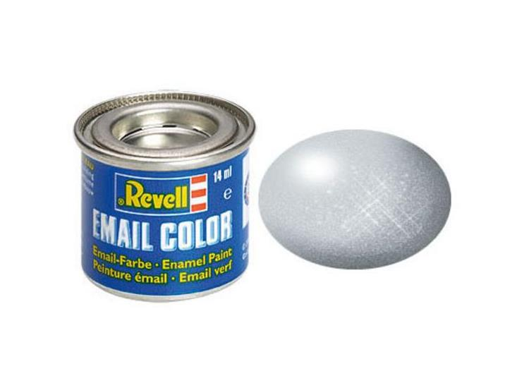 Revell 14ml 32199 99 Aluminium Metallic Enamel Paint