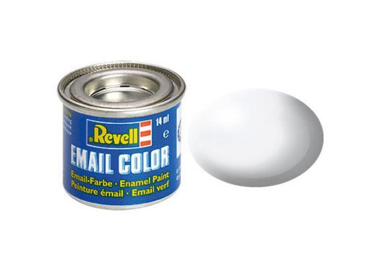 Revell 14ml 32301 301 White Silk Enamel Paint