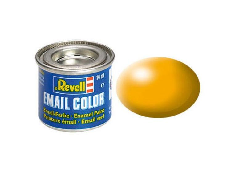 Revell 14ml 32310 310 Yellow Silk Enamel Paint