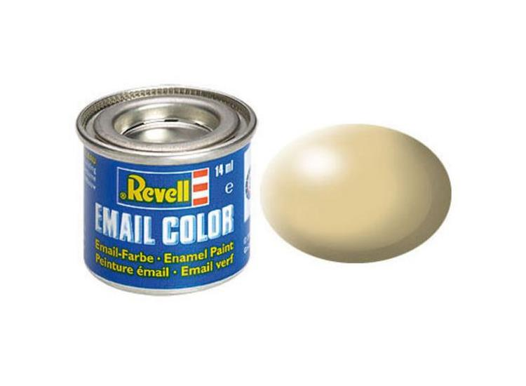 Revell 14ml 32314 314 Beige Silk Enamel Paint