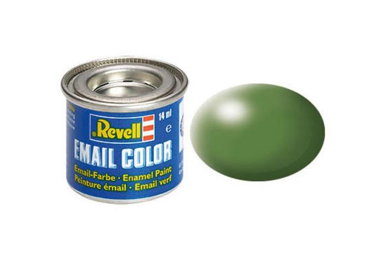 Revell 14ml 32360 360 Green Silk Enamel Paint