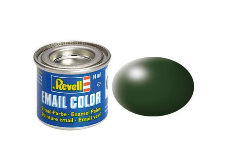 Revell 14ml 32363 363 Dark Green Silk Enamel Paint