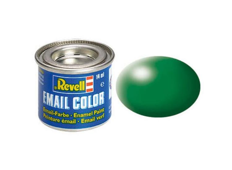 Revell 14ml 32364 364 Leaf Green Silk Enamel Paint