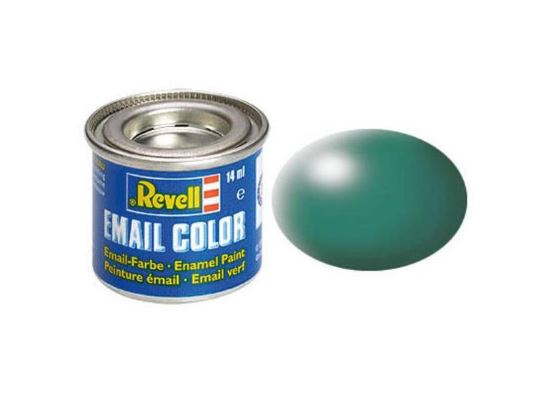 Revell 14ml 32365 365 Patina Green Silk Enamel Paint