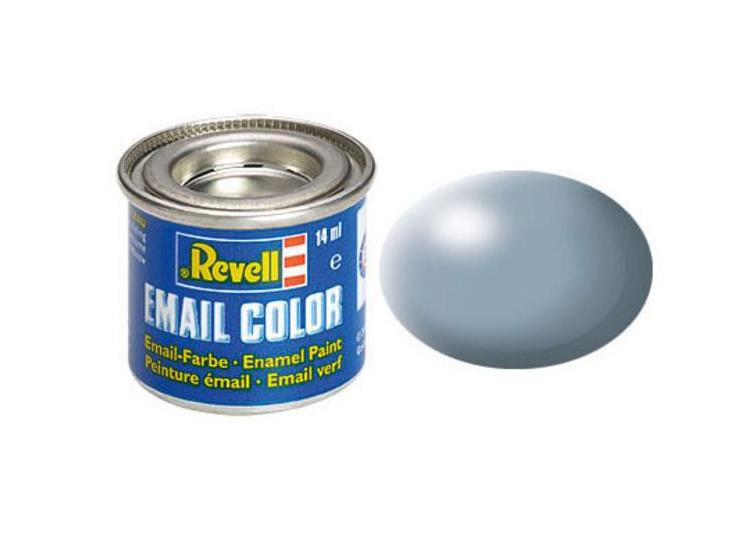 Revell 14ml 32374 374 Grey Silk Enamel Paint