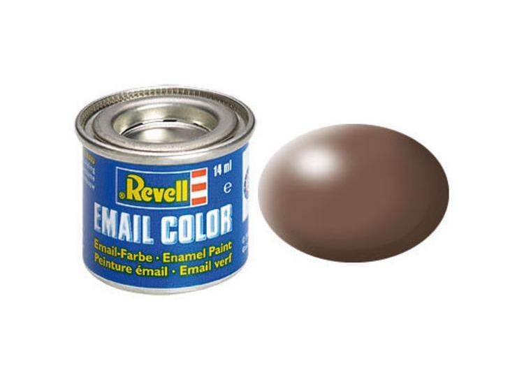 Revell 14ml 32381 381 Brown Silk Enamel Paint