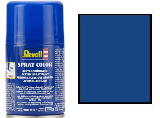 200 RBR - Red Bull Racing Blue Metallic Acrylic Spray
