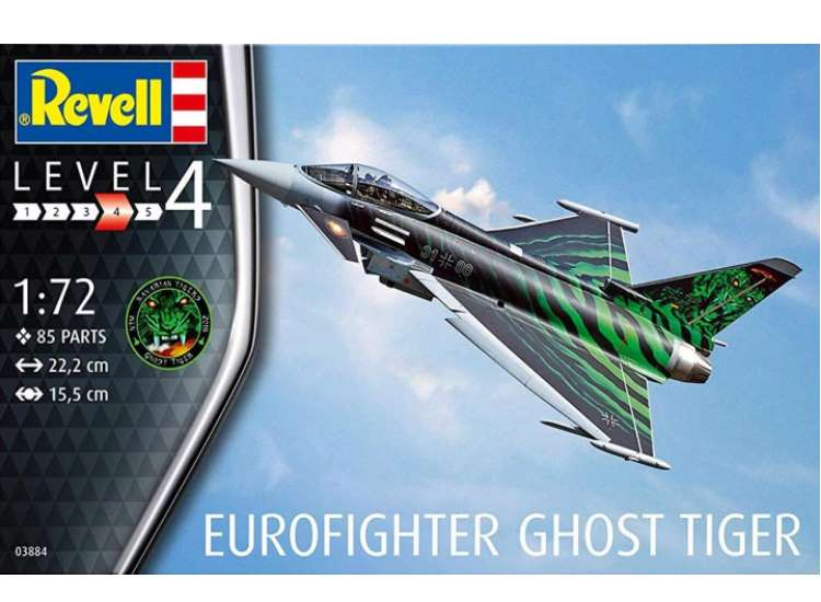 Eurofighter Typhoon Ghost Tiger