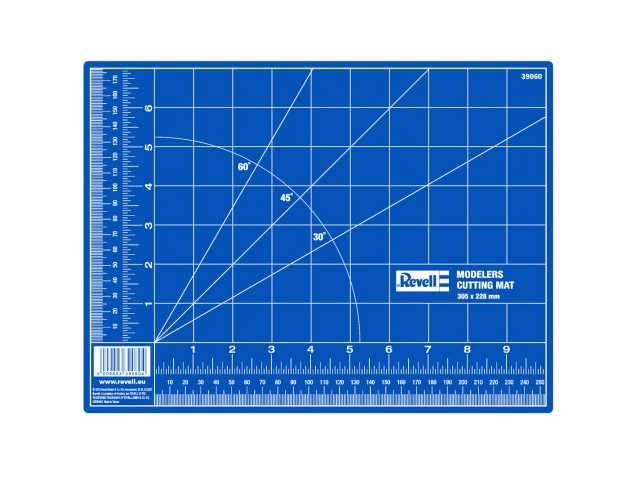 Revell na 39056 Cutting Mat - Small 30cm x 32cm