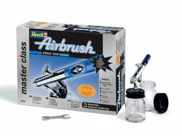 Revell - 39107 Airbrush - Master Class Vario Only