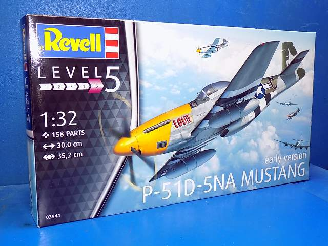 Revell P-51D-5NA Mustang