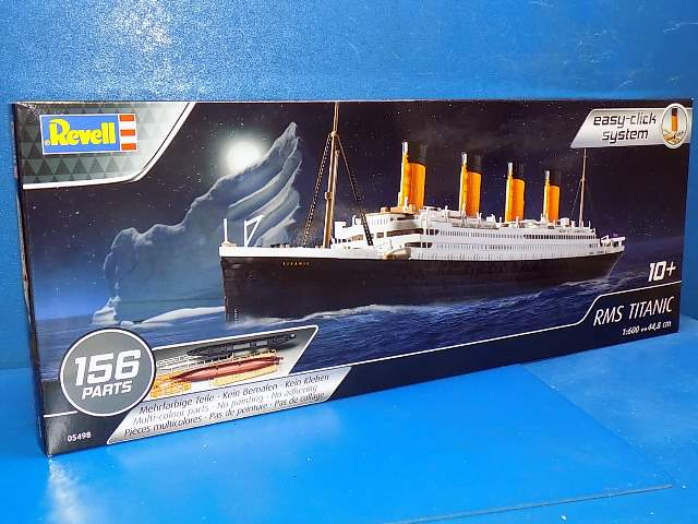 Revell 1/600 5498 RMS Titanic