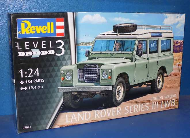 Land Rover Series III LWB