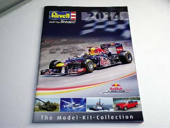 Revell na CAT2014 2014 Catalogue