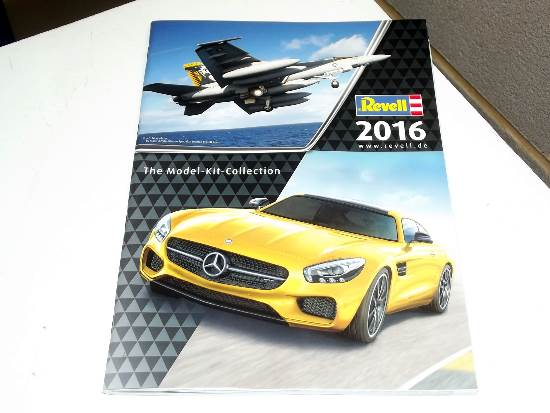 Revell na CAT2016 2016 Catalogue