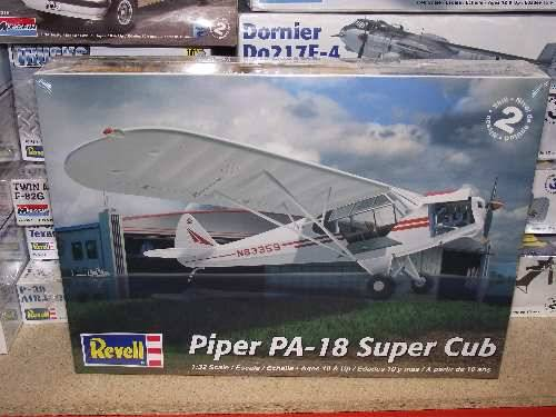 Revell Monogram 1/32 5483 Piper PA-18 Super Cub