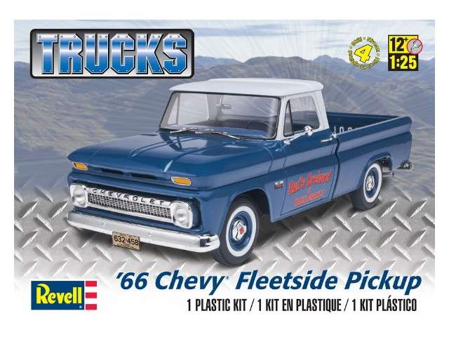 1966 Chevy Fleetside Pickup