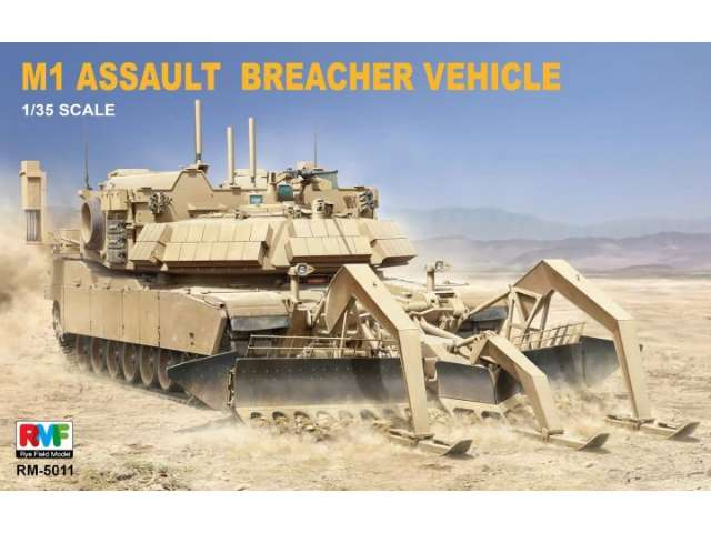 Rye Field M1 Assault Breacher Vehicle (ABV)