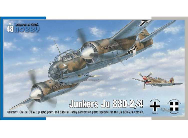 Special Hobby Junkers Ju-88D-2/4 48178