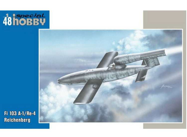 Special Hobby Fieseler Fi-103A-1 / Re 4 Reichenberg 48190