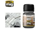 Ammo Mig 35ml 1010 Neutral Wash - Enamel