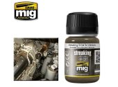 Ammo Mig 35ml 1200 Streaking Grime For Interiors - Enamel