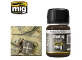 Ammo Mig 35ml 1201 Streaking Grime For Dak - Enamel