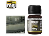 Ammo Mig 35ml 1202 Streaking Grime For Panzer Grey - Enamel
