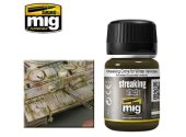 Ammo Mig 35ml 1205 Streaking Grime For Winter Vehicles - Enamel