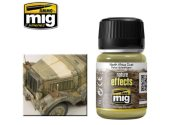 Ammo Mig 35ml 1404 North Africa Dust Effects - Enamel