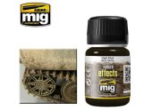Ammo Mig 35ml 1405 Dark Mud Effects - Enamel